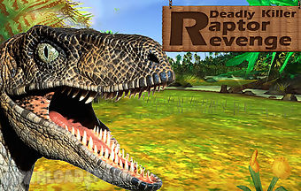 Deadly killer raptor revenge