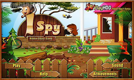 free hidden object game - i spy ...