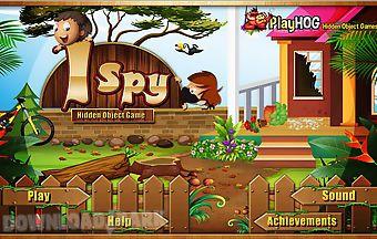Free hidden object game - i spy