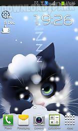 frosty the kitten