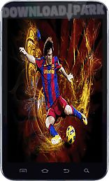 lionel messi 3d live hd wallpaper