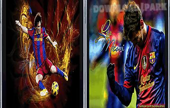Lionel messi 3d live hd wallpape..