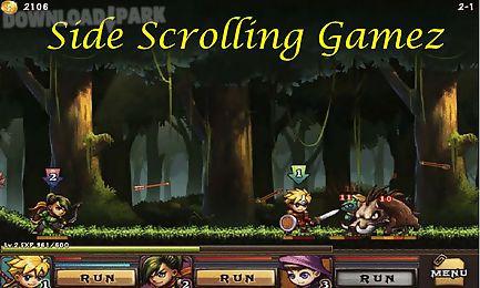 Side Scrolling Gamez Android Juego Gratis Descargar Apk