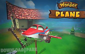 Wonder plane
