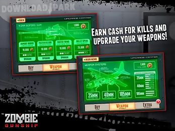 zombie gunship private