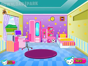 cleaning baby room