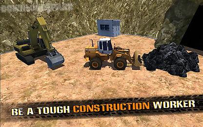 construction dump truck driver