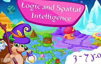 Logic for kids 3-7 years free