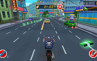 Moto locos - bike racing