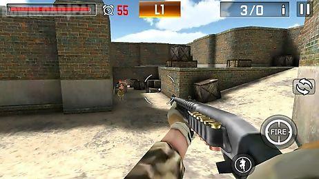shoot war:professional striker
