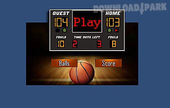Basketball reds