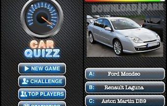 Carsquiz game