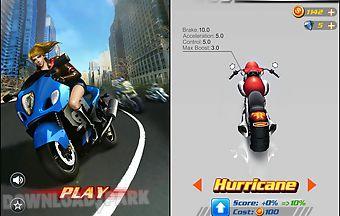 Crazymoto racing 3d