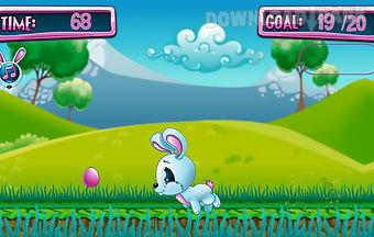 Easter bunny egg collector