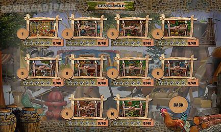 free hidden object games - barn yard