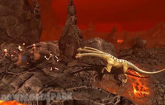 Hydra simulation 3d