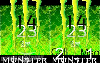 Monster energy drink go locker x..