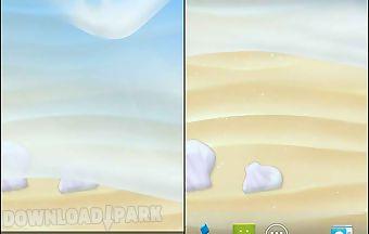 Sea wave 3d live wallpaper