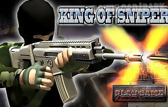 Sniper king games