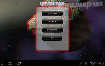 Spacecomet 3d