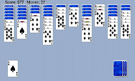 Coole Spiele Spider Solitaire