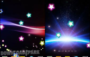 Stars by blackbird wallpapers
