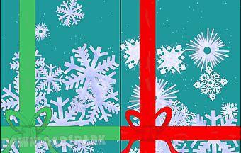 Toddler tap: snowflakes free