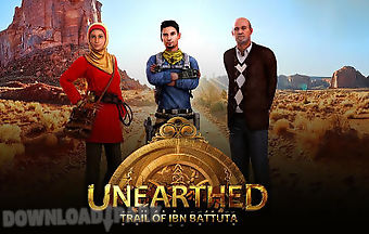 Unearthed:trail of ibn battuta