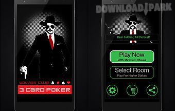 Wolves club 3-card poker