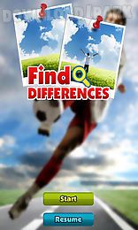 world cup find difference