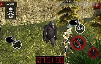Ape revenge 3d