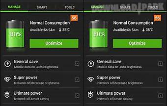 Battery saver battery app