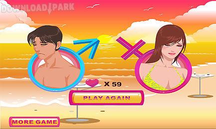 beach kiss ii
