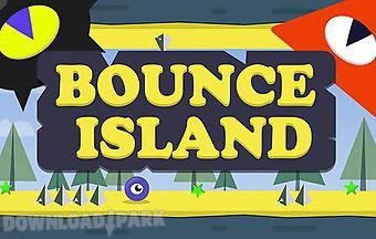 Bounce island: jump adventure