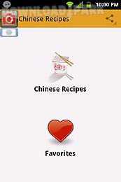 Chinese food recipes free android app free download in apk chinese food recipes free forumfinder Gallery
