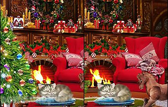 Christmas eve by blackbird wallp..