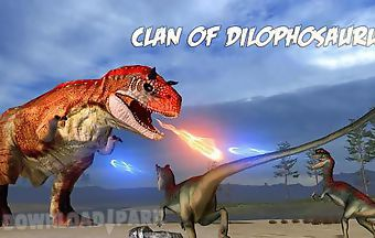 Clan of dilophosaurus