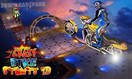 crazy bike stunts 3d