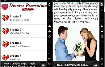 Divorce prevention mission