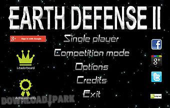 Earth defense 2: apocalypse