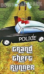 grand theft runner