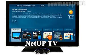 Netup tv