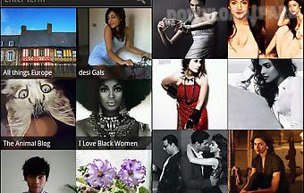 Stumblr: tumblr image viewer