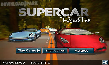 Supercar Road Trip Android Game Free Download In Apk