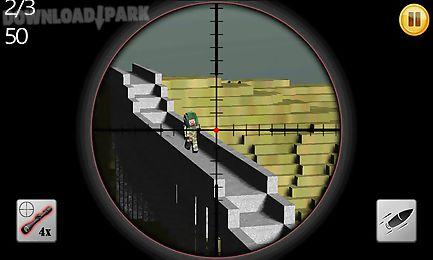 war shooter 3d
