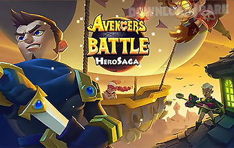 Avengers battle: hero saga