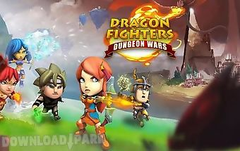 Dragon fighters: dungeon wars