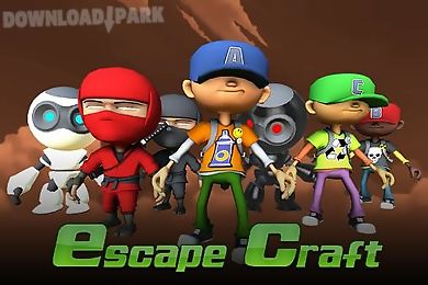 escape craft