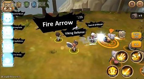 Heaven Knights Android Juego Gratis Descargar Apk