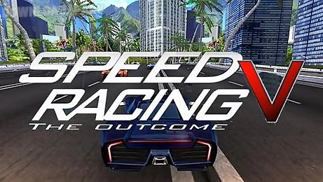 speed racing ultimate 5: the outcome